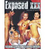 Exposed XXX - Privát sex<br /> 100 MIN, DVD
