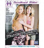 Strap On Specialists 8 - Lesbičky a dilda <br />112 MIN, DVD